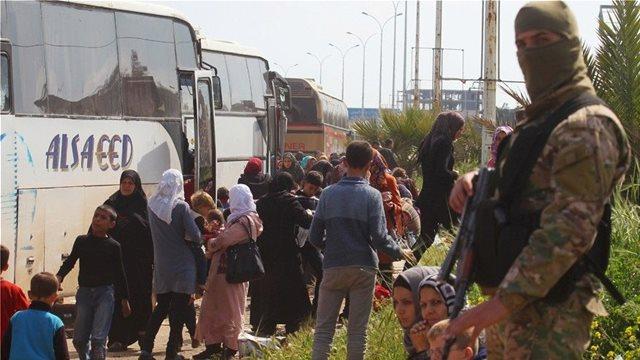 Συρία: Σε εξέλιξη η εκκένωση των δύο πολιορκούμενων χωριών Φούα και Κεφράγια