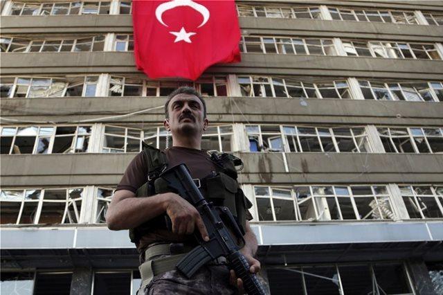 Τουρκία: Τέλος στην κατάσταση εκτάκτου ανάγκης