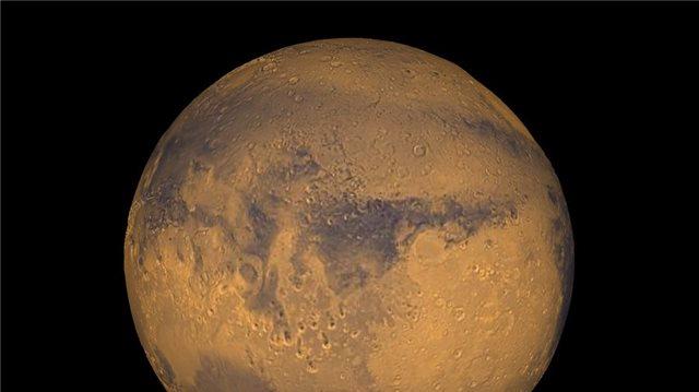 Ανακαλύφθηκε υπόγεια λίμνη στον Νότιο Πόλο του πλανήτη Άρη