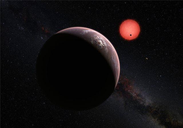 Επιστήμονες ταυτοποίησαν εξωπλανήτες με ίδιες συνθήκες δημιουργίας ζωής όπως η Γη