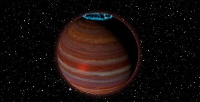 Ανακαλύφθηκε πλανήτης 12 φορές μεγαλύτερος από τον Δία με δικό του... φως «κοντά» στη Γη!