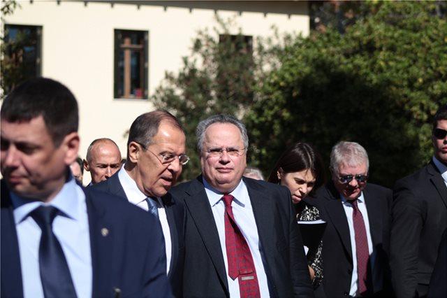 Μήνυμα της Μόσχας στην Αθήνα: Δεν προκαλέσαμε εμείς την επιδείνωση των διμερών σχέσεων