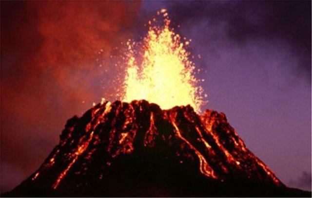 Το ηφαίστειο Κιλαουέα πέρασε σε φάση επιβράδυνσης