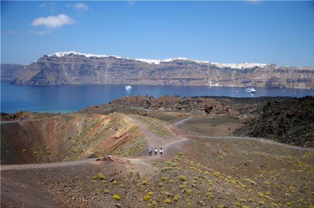 Ηφαίστειο Σαντορίνης: Προϊστορική ελιά ανοίγει ξανά τις έρευνες για τη χρονολόγηση της έκρηξης