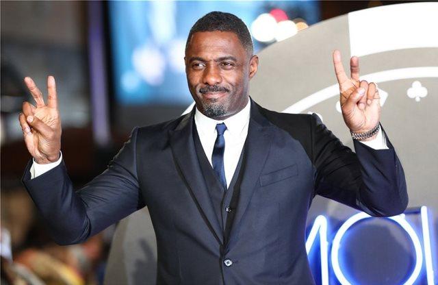 Μαύρος ο επόμενος «Τζέιμς Μποντ»;  Ο Ίντρις Έλμπα «κλειδώνει» το ρόλο του 007