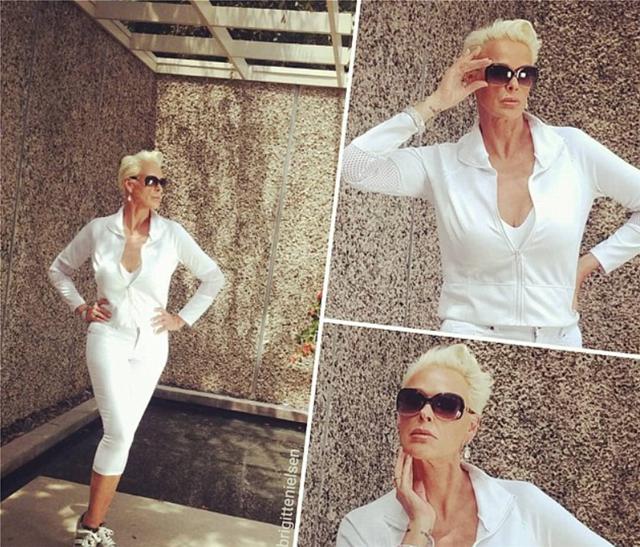 Μπριγκίτε Νίλσεν: Στα 55 μας δείχνει το εκπληκτικό κορμί της
