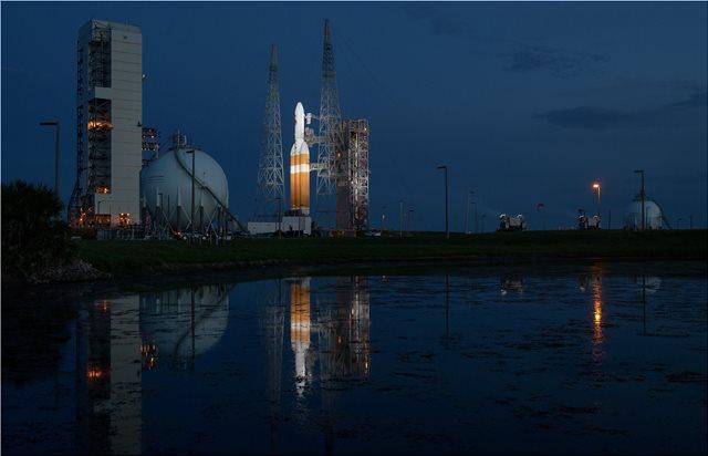 Εκτοξεύεται η πρώτη αποστολή της NASA στον Ήλιο