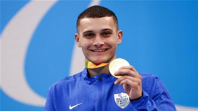 Ευρωπαϊκό χρυσό μετάλλιο με πανελλήνιο ρεκόρ στην κολύμβηση ο Μιχαλεντζάκης!