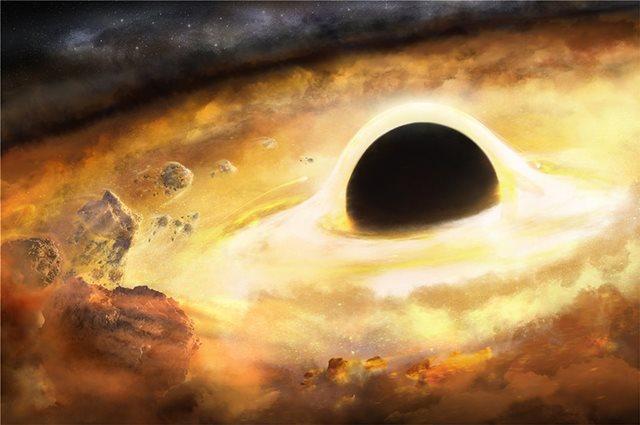 Ανακαλύφθηκε υπερμεγέθης μαύρη τρύπα μέσα σε γαλαξία «νάνο»