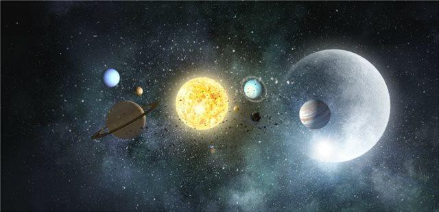 Ενθουσιασμένοι οι επιστήμονες: Το New Horizons θα «δει» το τείχος υδρογόνου, το όριο του ηλιακού μας συστήματος