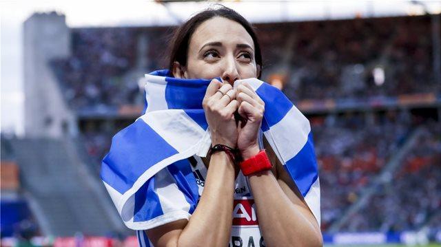 Μπελιμπασάκη: Για τους αθλητές είναι δύσκολα τα πράγματα - Οι επιτυχίες έρχονται σιγά σιγά και έπειτα από σκληρή προπόνηση