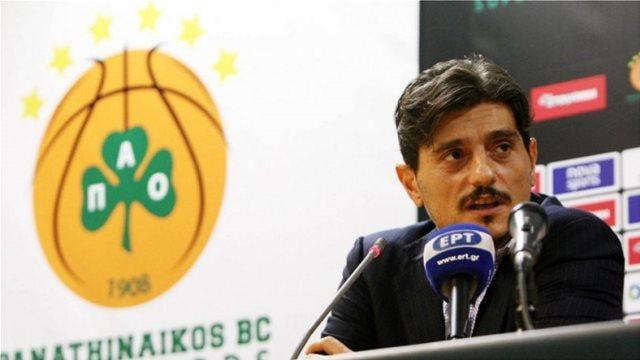 Γιαννακόπουλος: «Παναθηναϊκός και EuroLeague μαζί για το καλό του μπάσκετ»