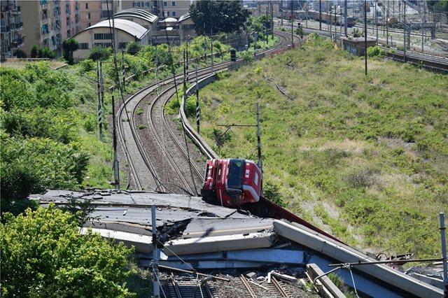 Ιταλία: Τέσσερις Γάλλοι μεταξύ των νεκρών από την κατάρρευση της γέφυρας