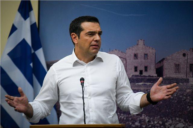 Handelsblatt: «Ο Τσίπρας να μην περιμένει πολιτικές εκπτώσεις από τις αγορές - Αυτές δεν δείχνουν έλεος»