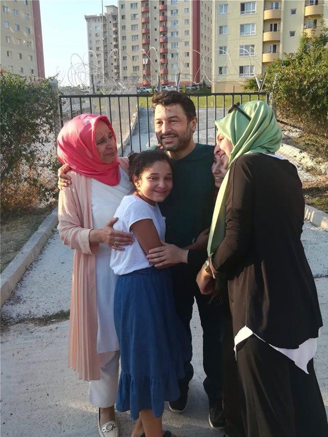 Τουρκία: Στην αγκαλιά της οικογένειάς του ο Τανέρ Κιλίτς