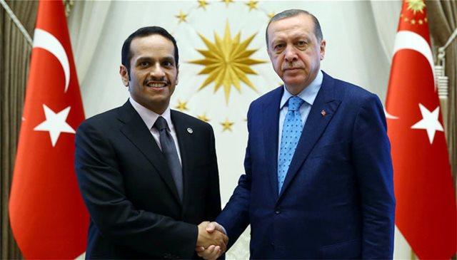 «Φιλί ζωής» 15 δισ. δολαρίων από το Κατάρ στην Τουρκία