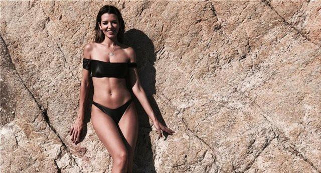Νικολέτα Ράλλη: She's sexy and she known it…