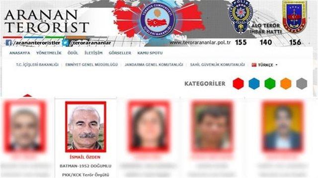 Τουρκία:  «Εξουδετέρωσαν» τον Νο1 καταζητούμενο του PKK μετά από επιχείρηση