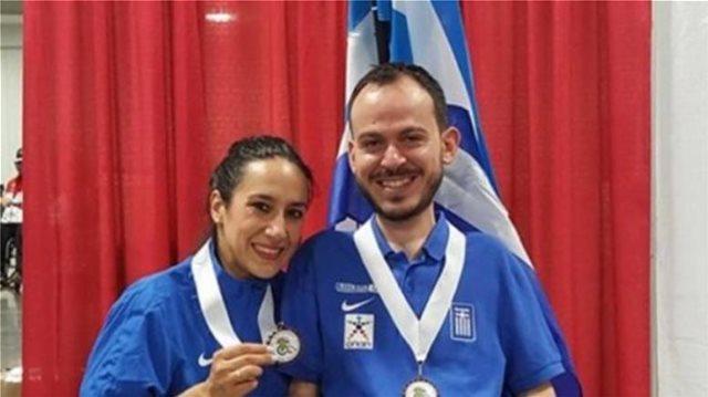 Παγκόσμιος πρωταθλητής στο ατομικό BC3 ο  Γρηγόρης Πολυχρονίδης