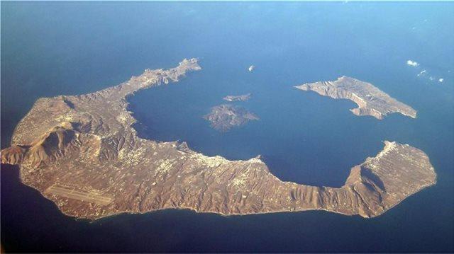 Νέα έρευνα: Πιο πρόσφατη η «μινωική» έκρηξη του  ηφαιστείου της Σαντορίνης