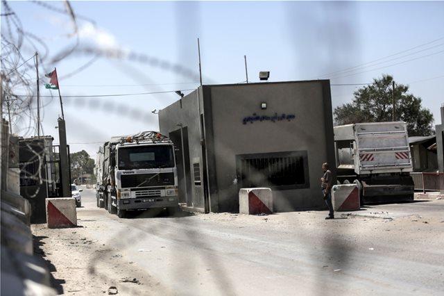 Συμφωνία Ισραήλ - Χαμάς: Από την Κύπρο η ανθρωπιστική βοήθεια στη Γάζα