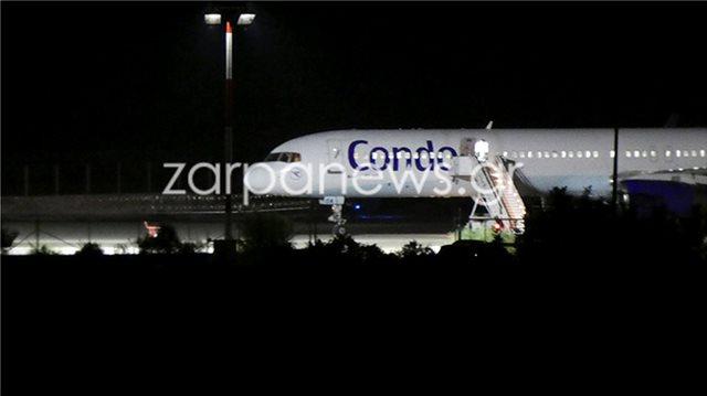 Λήξη συναγερμού στο αεροδρόμιο Χανίων - Φάρσα η απειλή για βόμβα σε αεροπλάνο