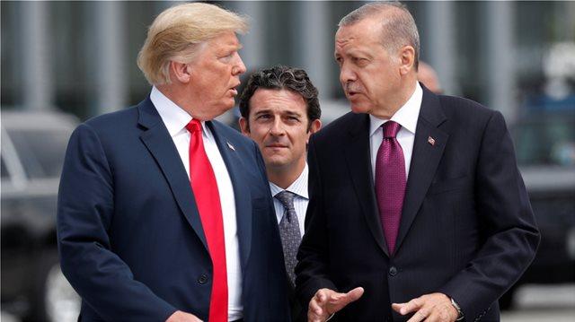 Μπρα-ντε-φερ ΗΠΑ - Τουρκίας με «διαιτητή» το Κατάρ