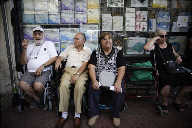 Οι συνταξιούχοι θα χάσουν 20 δισ. με τα μέτρα που θα ισχύσουν από τον Ιανουάριο 2019