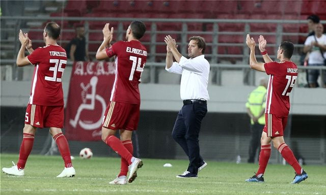 Λουκέρνη - Ολυμπιακός: Τυπική διαδικασία η πρόκριση μετά το 4-0 του πρώτου αγώνα