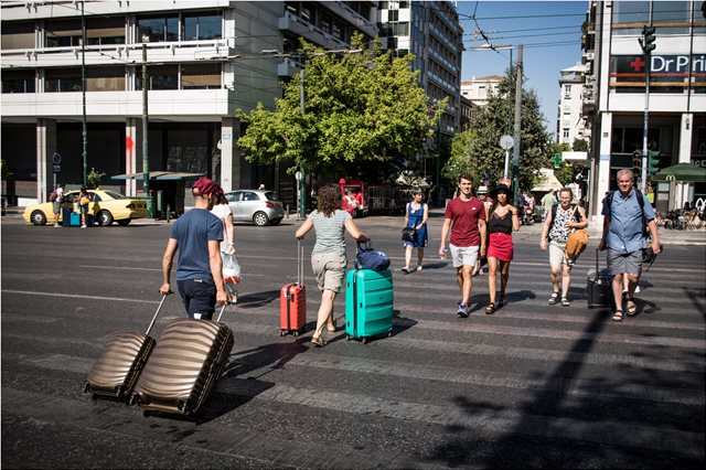 Eurostat: Εκτη σε δυναμικότητα κλινών σε τουριστικά καταλύματα η Ελλάδα
