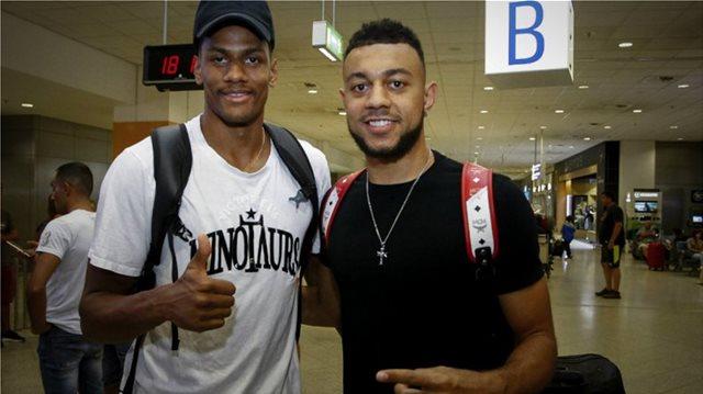 Basket League: Έφτασαν Τουπάν και Ουίλιαμς Γκος για τον Ολυμπιακό