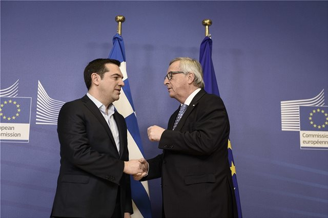 Telegraph: Η Ελλάδα θα ζητήσει περισσότερα χρήματα από την ΕΕ αν δεν υπάρξει συμφωνία για το Brexit