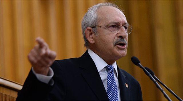 Κιλιτσντάρογλου σε Ερντογάν: Δεν μπορείς να πείσεις κανέναν όταν μιλάς για κράτος δικαίου στην Τουρκία