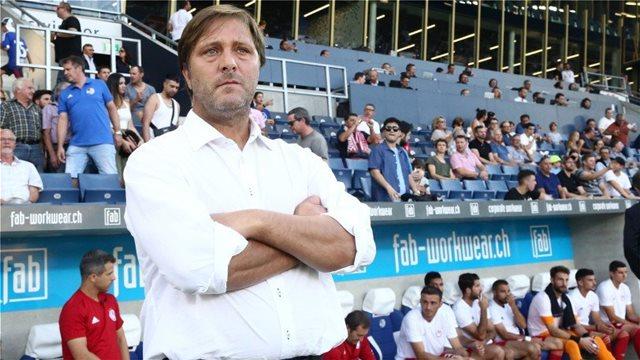 Μαρτίνς: «Σημαντική νίκη γιατί χαρίσαμε βαθμούς στην Ελλάδα»