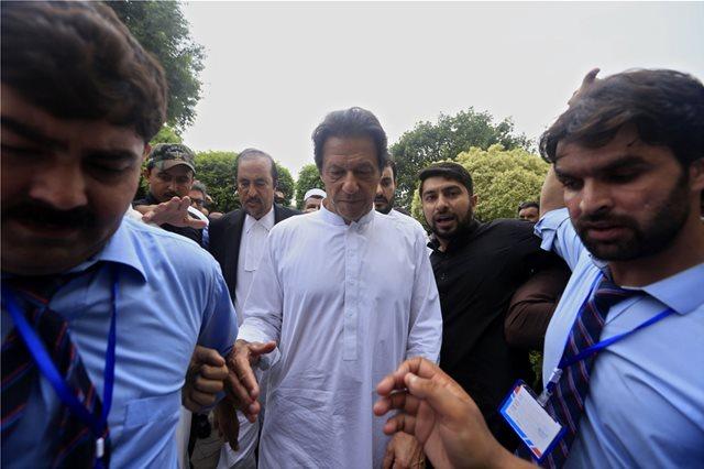 Πακιστάν: Ορκίστηκε πρωθυπουργός ο Ίμραν Χαν