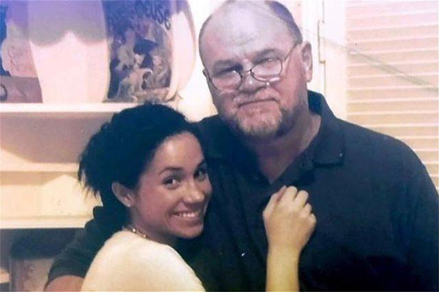 Ο πατέρας της Μέγκαν Μαρκλ ξαναχτυπά: Η βασιλική οικογένεια είναι σαν τους Σαϊεντολόγους
