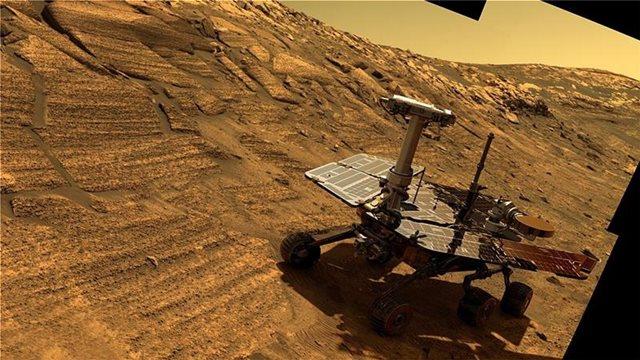 Τελευταία διορία ζωής δίνει η NASA στο Opportunity στον Άρη
