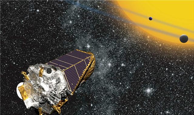 Φωτογραφία: «Ξύπνησε» ξανά το διαστημικό τηλεσκόπιο Κέπλερ