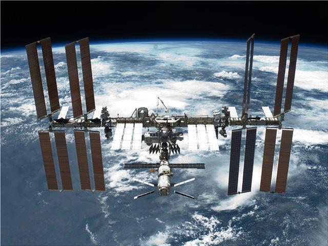 Βίντεο από τη ρωγμή στον Διεθνή Διαστημικό Σταθμό