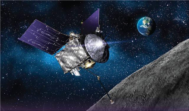 Η NASA άρχισε να μελετά τον αστεροειδή Μπενού