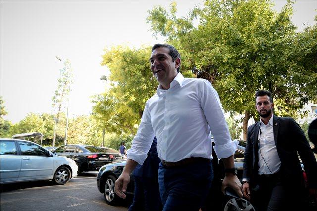 Εξορμήσεις στελεχών και κομματικές συγκεντρώσεις αποφάσισε η Πολιτική Γραμματεία του ΣΥΡΙΖΑ