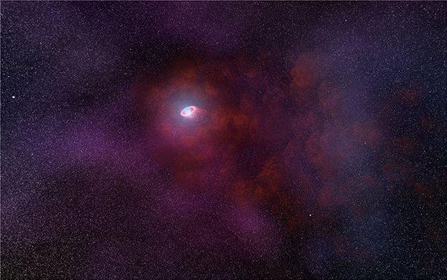 Μυστήριο Πάλσαρ σε απόσταση 1.630 ετών φωτός από τη Γη