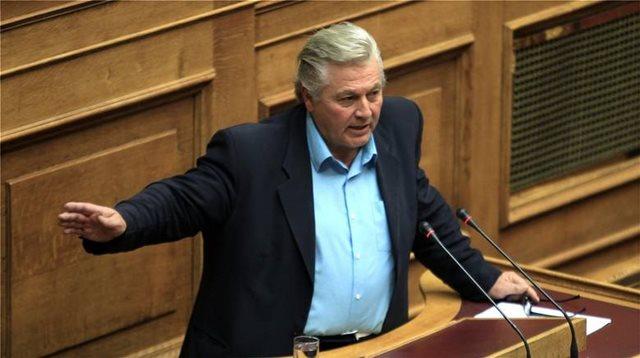 Παπαχριστόπουλος: Διαφωνώ με αυτό που είπε ο Καμμένος, ότι θα ρίξει την κυβέρνηση