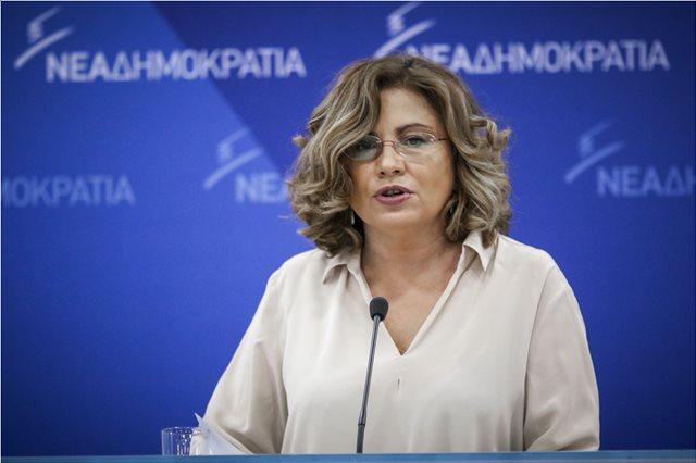 Σπυράκη στη Βουλή των Σκοπίων: Στην Ελλάδα δεν αναγνωρίζουμε την ύπαρξη μακεδονικής εθνικότητας και γλώσσας