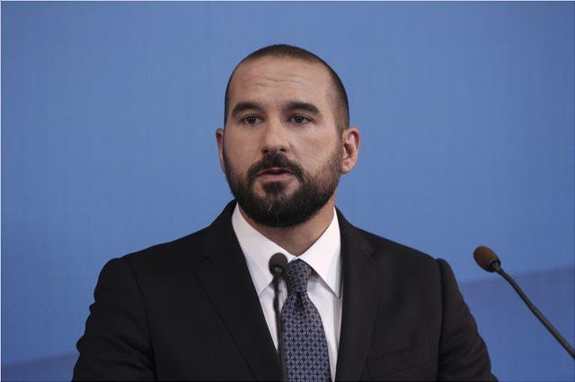 Τζανακόπουλος: Η πλειοψηφία του λαού θα είναι στο πλάι μας