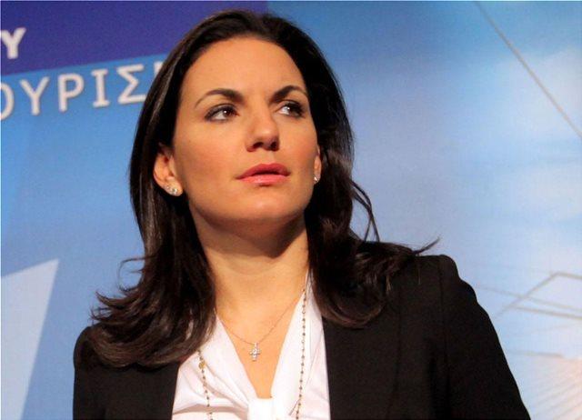 Όλγα Κεφαλογιάννη: «Η Ελλάδα χρειάζεται μια στρατηγική ώστε να ανακτήσει το χαμένο της κύρος»