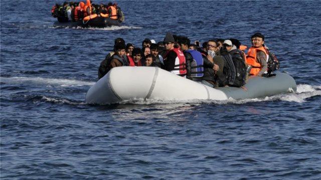 Συνεχίζονται οι προσφυγικές ροές στη Χίο: Βρέθηκαν και διασώθηκαν άλλα 53 άτομα