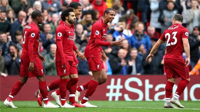 Λίβερπουλ-Σαουθάμπτον 3-0: «Κόκκινοι» έτοιμοι για τίτλο