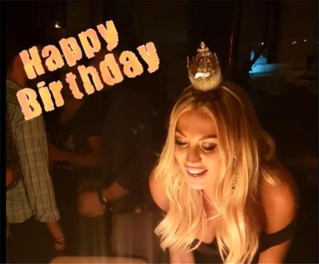 Κωνσταντίνα Σπυροπούλου: Το πάρτι για τα γενέθλιά της και η τούρτα
