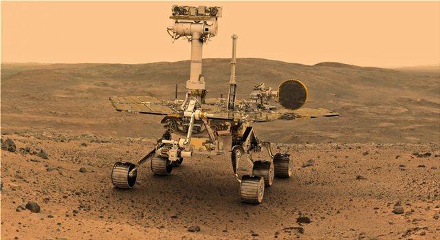 Αποστολή στον Άρη: Η NASA βλέπει το «Opportunity», αλλά δεν το ακούει
